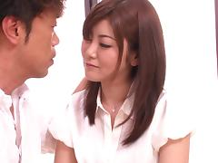 Kanan Mizuki's cunt is all a guy wants to lick and fuck