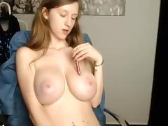 Big Tits, Amateur, Big Tits, Masturbation, Solo, Tease