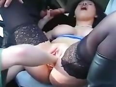 Amazing Homemade movie with Gangbang, Outdoor scenes