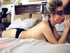 Sexy Amateur Babe Banging Betty Sucks And Fucks Thick Hard Cock. HD 1080p.