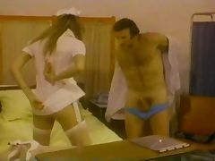 Robin Byrd Nurse Vintage Hospital Anal