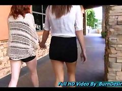 Elle and Malena gorgeous beautiful one of the most popular girls on FTV