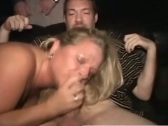 Real amateur slut public blowjob fuck porn video