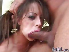 Vanessa loves anal sex