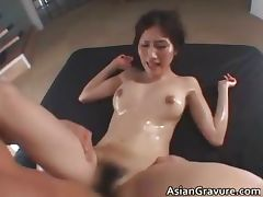 Bigtits real asian Nayuka gets her part5