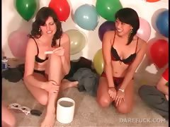 Truth or Dare, Banging, College, Competition, Contest, Dare