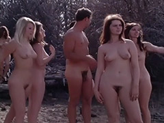 A Group of People Have Fun 1960 porn video