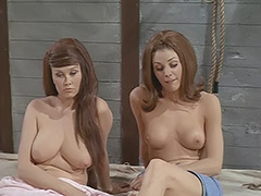 Lots of Lovely Ladies with Great Tits 1960