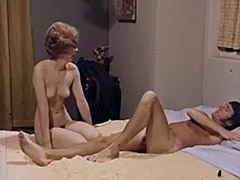 Lady Teaching Sex a Virgin Man 1960