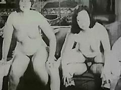 Vintage Swingers Exchange Fuck Partners 1920