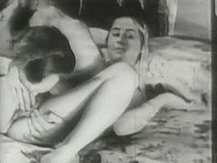 Sultan Wants to Make a Big Sex Orgy 1940 porn video