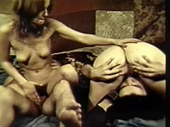 Swinger Couples Enjoy Group Sex Orgasms 1970 porn video