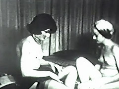 Crazy Boy Dressed in a Dirty Woman 1940 porn video