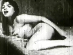 Booty Chick Doing Naughty Moves 1950 porn video