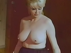 Pretty Chick Playing with Her Friend 1960 porn video