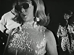 Hot Moves During a Sex Party 1960 porn video