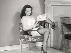 Highest Level of Seduction 1950 porn video