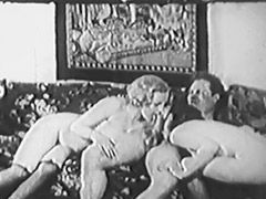 Filthy Girls Got Busted and Fucked 1930 porn video