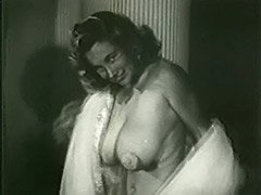 Shameless Harlot Posing all Night Long 1950