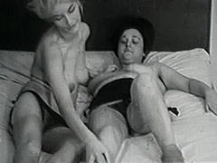 1950, Blonde, Brunette, Classic, Fetish, Granny
