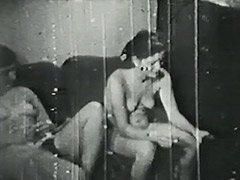 Horny Lesbians Licking and Toying Pussies 1920
