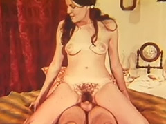 Young Virgin Finally gets Fucked 1960 porn video