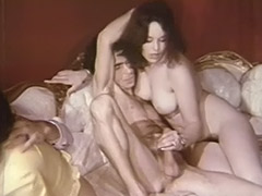 Two Nice Girls and Their Boys 1970 porn video