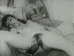 1940, Brunette, Classic, Fetish, Hardcore, Teen