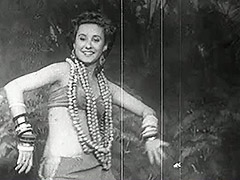 Exotic Babe Dances and Smiles 1940 porn video