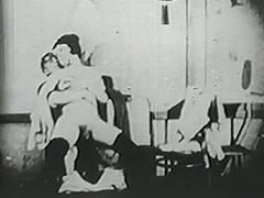 Painter Seduces and Fucks a Single Girl 1920 porn video