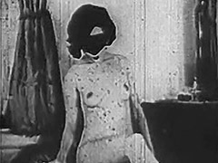 Hot Fucking Girl Shows Her Body 1930 porn video