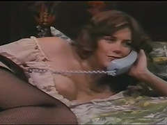 Mature Lady Masturbates on Phone Sex 1970