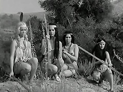 Tribal Dancing of Naked Indian Girls 1960 porn video
