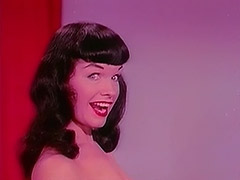 Raven Haired Beauty Dances Seductively 1950 porn video
