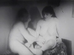 Oral Sex by Young Brave Couple 1930