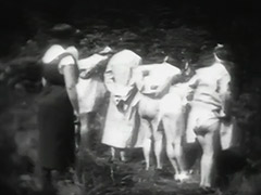 1930, Ass, Babe, Classic, Fetish, Group