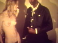 1960, Babe, Big Cock, Blonde, Blowjob, Classic