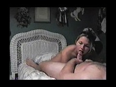 Sucking and Fucking on their daughter's bed