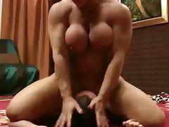 Femdom, BDSM, Femdom, Muscle, Bodybuilder
