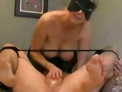 Handjob with Prostate massage and creamy Cumshot Minha mulher batendo punheta