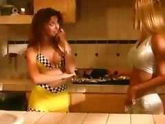 Maeva and Tabitha Stevens share an apartment and o