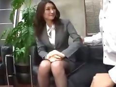 Vagina, Blowjob, Cunt, Japanese, Office, Oriental