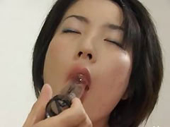 Deep anal sex with hairy mongolian babe