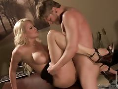 Adorable, Adorable, Ass, Blonde, Blowjob, Cum in Mouth