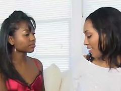Black Lesbian, Dildo, Ebony, Lesbian, Black Lesbian