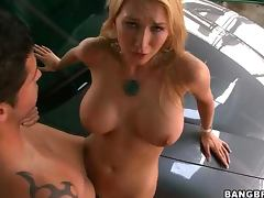 All, Adorable, Big Tits, Car, Horny, MILF