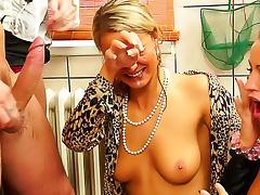 Jacuzzi, Banging, Big Cock, Big Tits, Blonde, Brunette