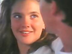 Gorgeous Celebrity Drew Barrymore Back In Her Teen Days Movie Clip