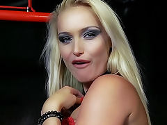 Shaved Pussy, Beauty, Blowjob, Corset, Cute, Dildo