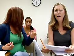 anal exam makes the teacher hot naughty and get a full hardcore porn video